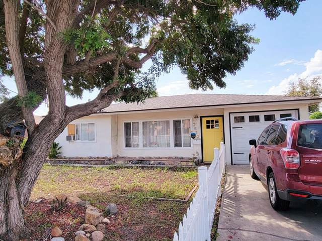 2510 Bancroft Dr, Spring Valley, CA 91977 (#210008863) :: PURE Real Estate Group