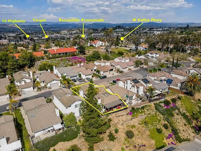 1867 Guilder Glen, Escondido, CA 92029 (#210008867) :: PURE Real Estate Group