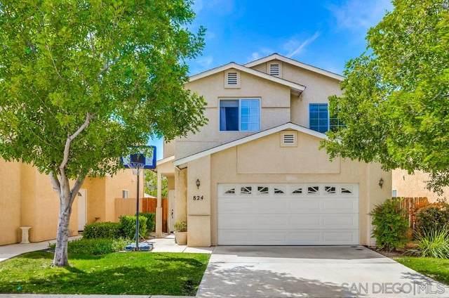 824 Elizabeth St, El Cajon, CA 92019 (#210008889) :: Neuman & Neuman Real Estate Inc.