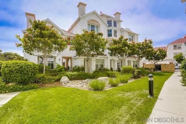 760 Harbor Cliff Way #118, Oceanside, CA 92054 (#210008932) :: Neuman & Neuman Real Estate Inc.