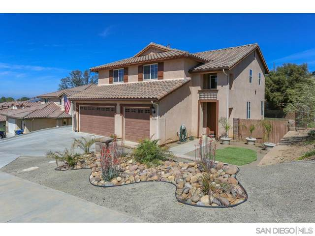 2284 Marquand Ct, Alpine, CA 91901 (#210008942) :: PURE Real Estate Group