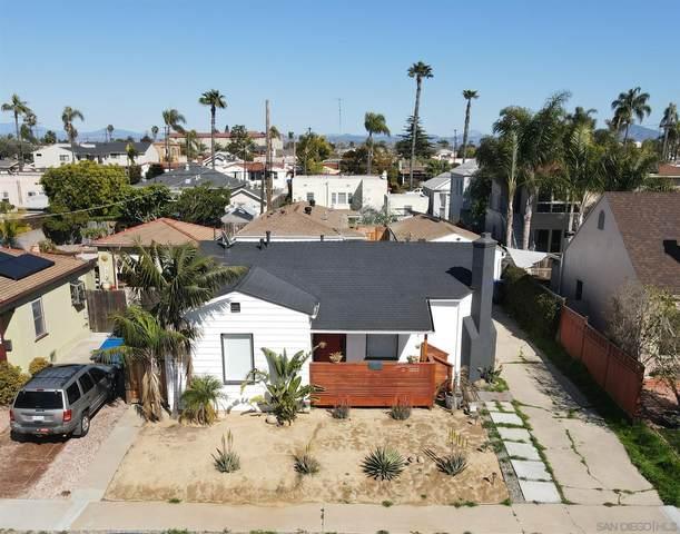 4443 Felton, San Diego, CA 92116 (#210008957) :: Wannebo Real Estate Group