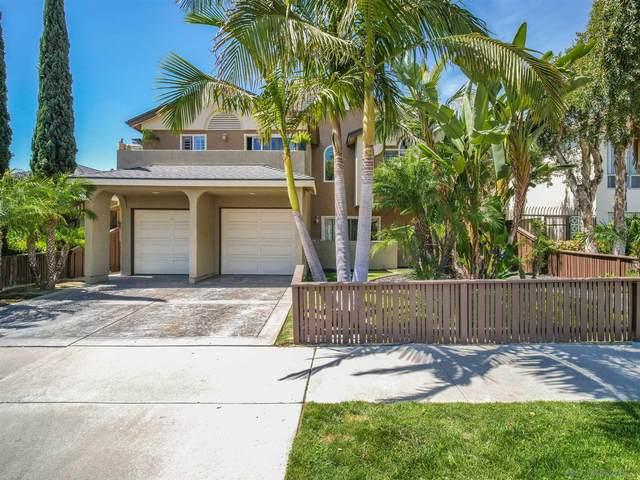 4036 Utah St #5, San Diego, CA 92104 (#210008960) :: Neuman & Neuman Real Estate Inc.