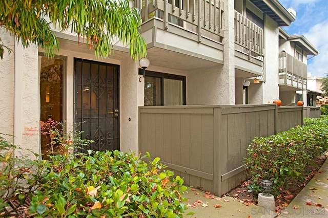 8346 Via Sonoma C, La Jolla, CA 92037 (#210008976) :: Neuman & Neuman Real Estate Inc.