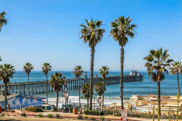 400 N Pacific St #214, Oceanside, CA 92054 (#210009016) :: The Mac Group