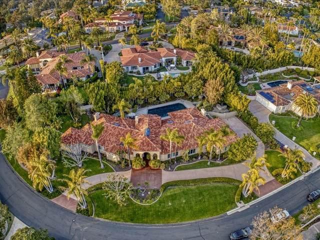 7745 St Andrews Rd, Rancho Santa Fe, CA 92067 (#210009023) :: PURE Real Estate Group
