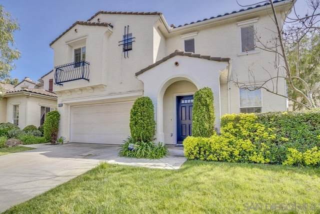 4243 Calle Isabelino, Carmel Valley, CA 92130 (#210009045) :: Neuman & Neuman Real Estate Inc.