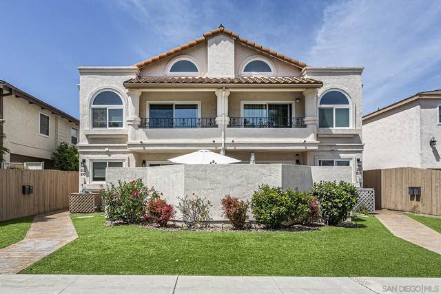 216 B Avenue, Coronado, CA 92118 (#210009050) :: PURE Real Estate Group