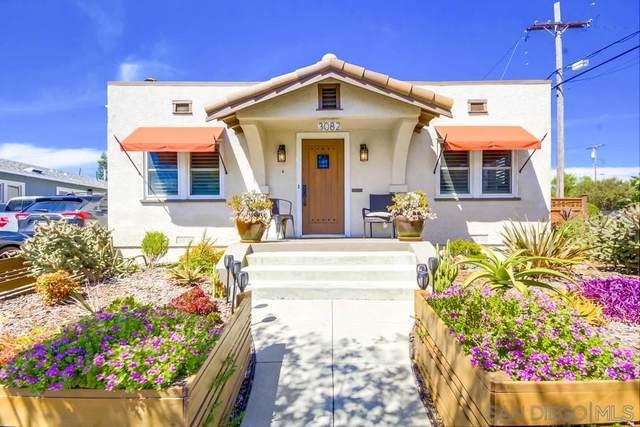 3082 Juniper St, San Diego, CA 92104 (#210009051) :: Neuman & Neuman Real Estate Inc.