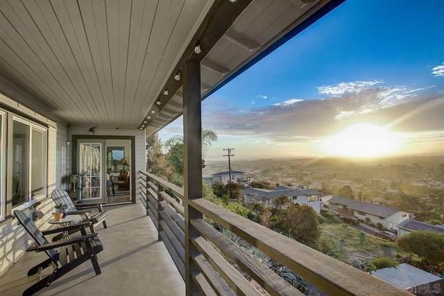 4360 Summit Dr, La Mesa, CA 91941 (#210009059) :: Neuman & Neuman Real Estate Inc.