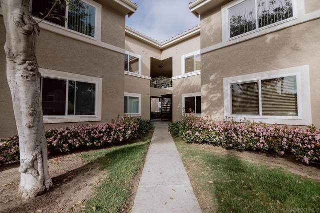 7535 Charmant Dr #205, San Diego, CA 92122 (#210009078) :: Neuman & Neuman Real Estate Inc.