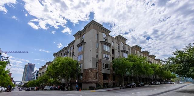 1465 C St #3208, San Diego, CA 92101 (#210009087) :: Wannebo Real Estate Group