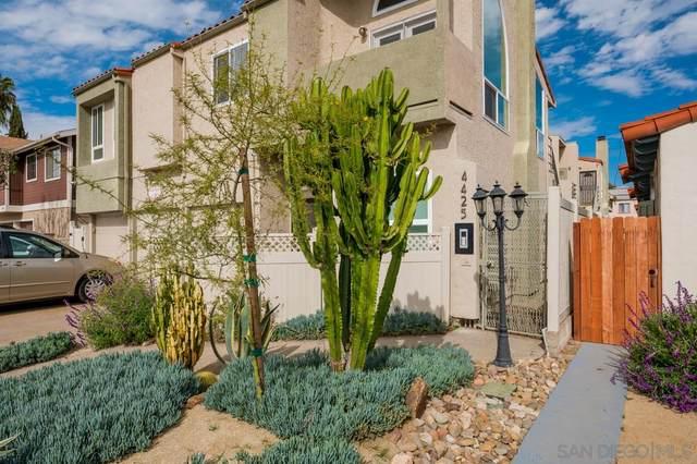 4425 Kansas St Apt 4, San Diego, CA 92116 (#210009101) :: Neuman & Neuman Real Estate Inc.