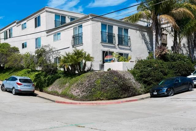5810 Riley St. #10, San Diego, CA 92110 (#210009104) :: Neuman & Neuman Real Estate Inc.