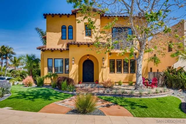 3046 James Street, San Diego, CA 92106 (#210009139) :: Neuman & Neuman Real Estate Inc.
