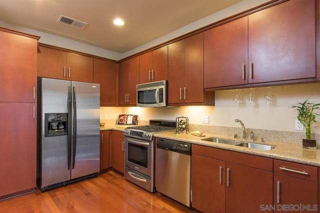 3687 4th Ave. #214, San Diego, CA 92103 (#210009143) :: Neuman & Neuman Real Estate Inc.
