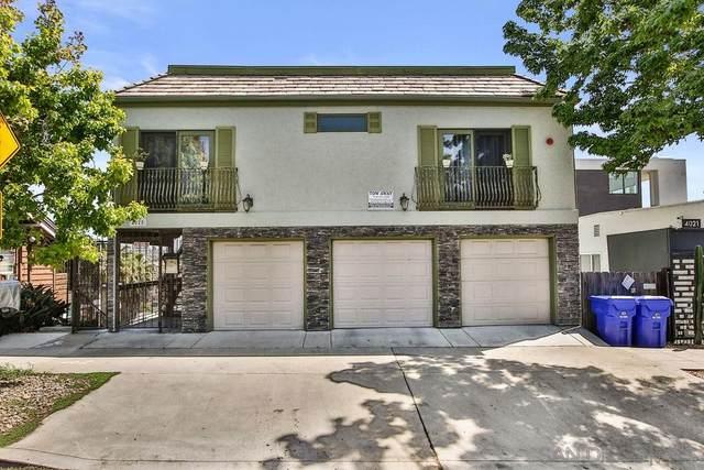 4025 Georgia St. #8, San Diego, CA 92103 (#210009153) :: Neuman & Neuman Real Estate Inc.