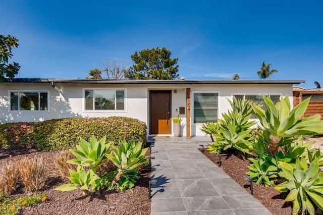 3104 Haidas Avenue, San Diego, CA 92117 (#210009156) :: Neuman & Neuman Real Estate Inc.
