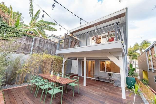 1777 Torrance Street, San Diego, CA 92103 (#210009160) :: Neuman & Neuman Real Estate Inc.