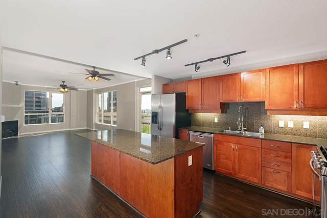 1240 India St #603, San Diego, CA 92101 (#210009167) :: Wannebo Real Estate Group