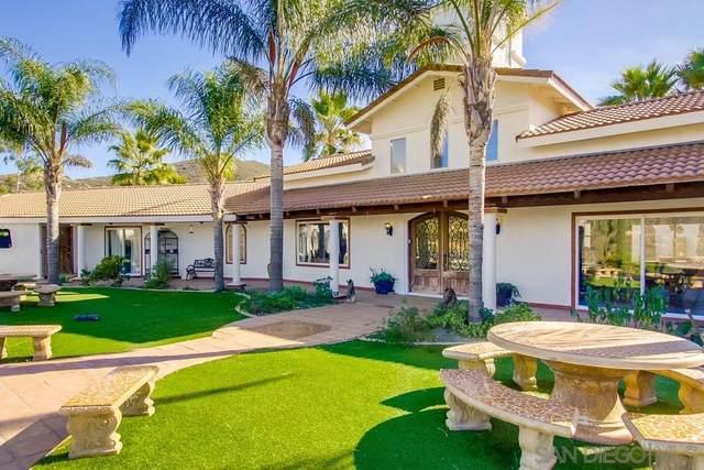 15641 Lawson Valley Rd, Jamul, CA 91935 (#210009177) :: Neuman & Neuman Real Estate Inc.