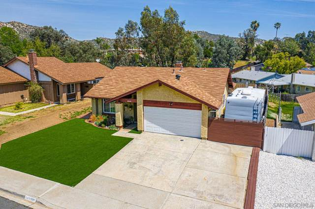 10760 Valor Pl, Santee, CA 92071 (#210009200) :: PURE Real Estate Group