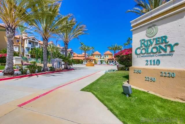 2220 Camino De La Reina #102, San Diego, CA 92108 (#210009202) :: Neuman & Neuman Real Estate Inc.