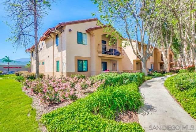 12191 Cuyamaca College Dr E #313, El Cajon, CA 92019 (#210009223) :: Neuman & Neuman Real Estate Inc.
