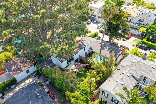 554-56 Bonair Pl, La Jolla, CA 92037 (#210009249) :: Neuman & Neuman Real Estate Inc.