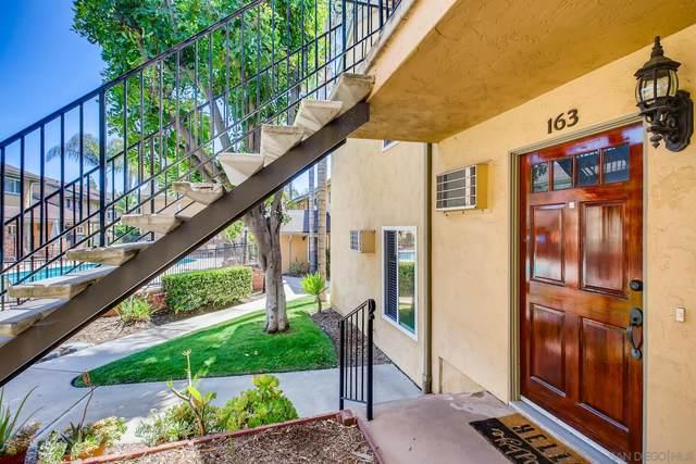 4849 Williamsburg Ln #163, La Mesa, CA 91942 (#210009258) :: Neuman & Neuman Real Estate Inc.