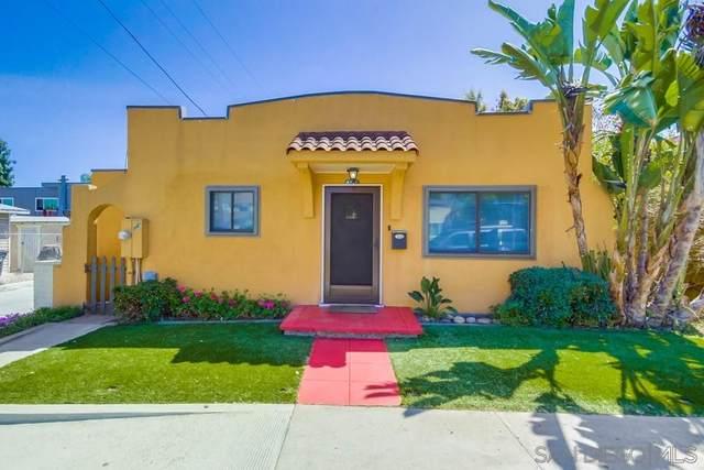 4619 Orange Ave, San Diego, CA 92115 (#210009262) :: Neuman & Neuman Real Estate Inc.