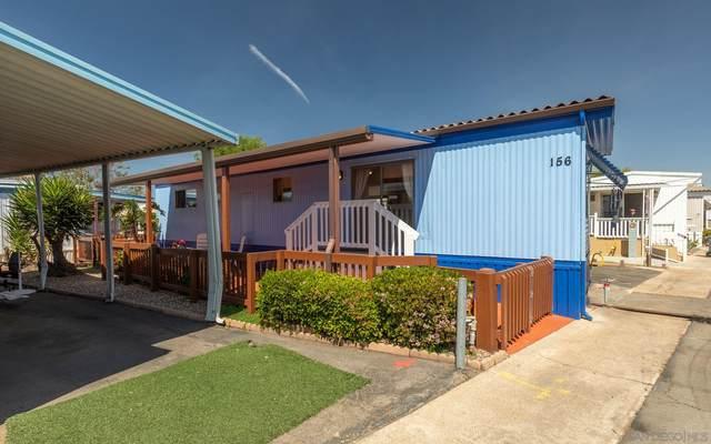 1174 E Main St Spc 156, El Cajon, CA 92021 (#210009265) :: PURE Real Estate Group