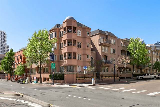 620 State St #316, San Diego, CA 92101 (#210009273) :: Solis Team Real Estate