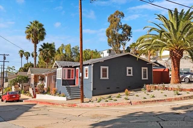 1602 Glenwood Dr, San Diego, CA 92103 (#210009274) :: Neuman & Neuman Real Estate Inc.