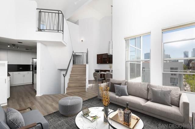 101 Market St #425, San Diego, CA 92101 (#210009275) :: Neuman & Neuman Real Estate Inc.