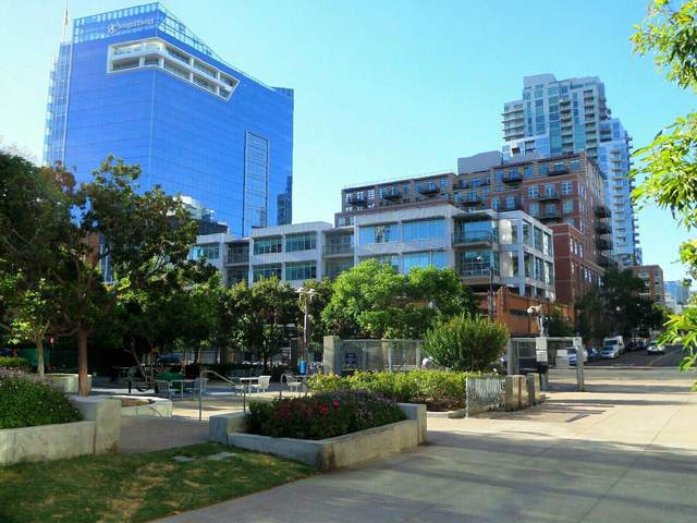 406 9th Avenue Suite 301, San Diego, CA 92101 (#210009309) :: The Miller Group