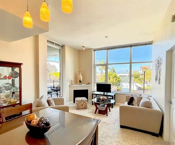 475 Redwood St #310, San Diego, CA 92103 (#210009314) :: Neuman & Neuman Real Estate Inc.