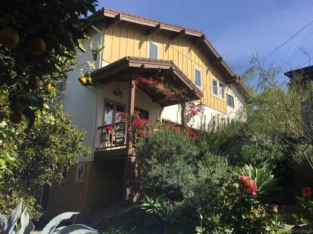 1452 Merrrit Dr., El Cajon, CA 92020 (#210009316) :: Neuman & Neuman Real Estate Inc.