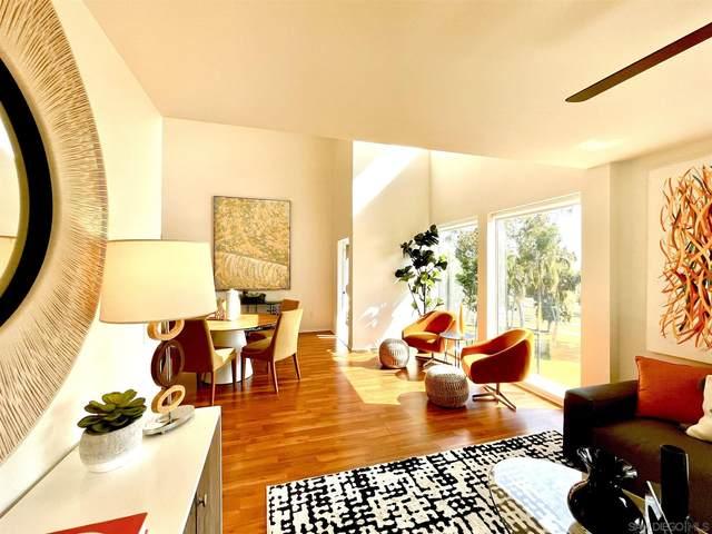 3100 6th Avenue #504, San Diego, CA 92103 (#210009321) :: Neuman & Neuman Real Estate Inc.
