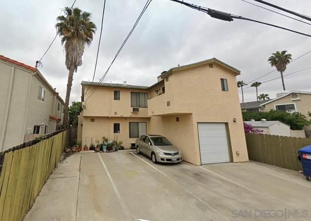 4568 Kansas St Apt 5, San Diego, CA 92116 (#210009346) :: Dannecker & Associates