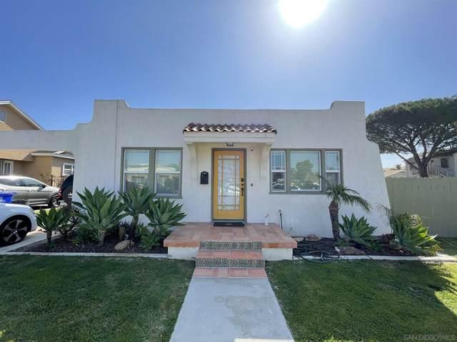 4403 42Nd St, San Diego, CA 92116 (#210009355) :: Neuman & Neuman Real Estate Inc.