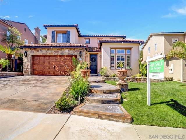 354 Plaza Paraiso, Chula Vista, CA 91914 (#210009356) :: Neuman & Neuman Real Estate Inc.