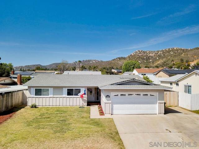 10458 Susie Pl, Santee, CA 92071 (#210009374) :: Wannebo Real Estate Group