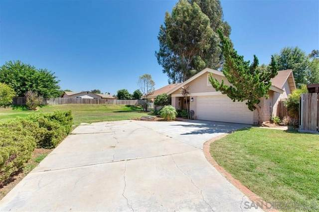 1319 Woodland Ct, San Marcos, CA 92069 (#210009394) :: PURE Real Estate Group