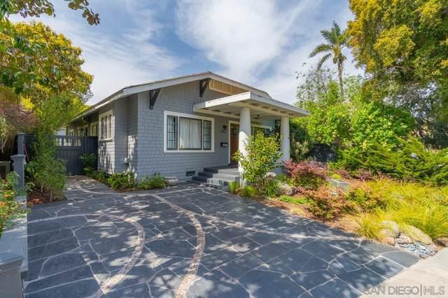 2161 Pine Street, San Diego, CA 92103 (#210009395) :: The Mac Group