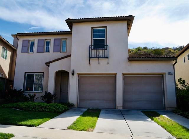 594 Via Del Caballo, San Marcos, CA 92078 (#210009402) :: PURE Real Estate Group