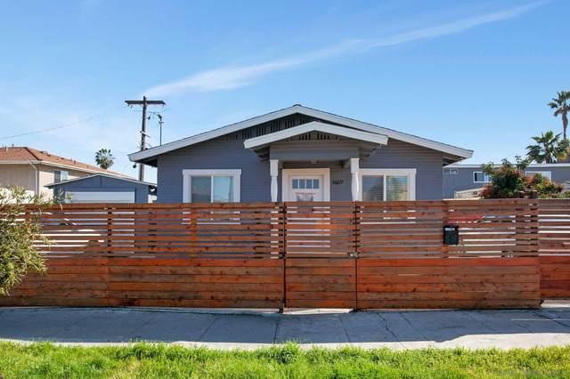 3669 Orange Ave, San Diego, CA 92104 (#210009407) :: Dannecker & Associates