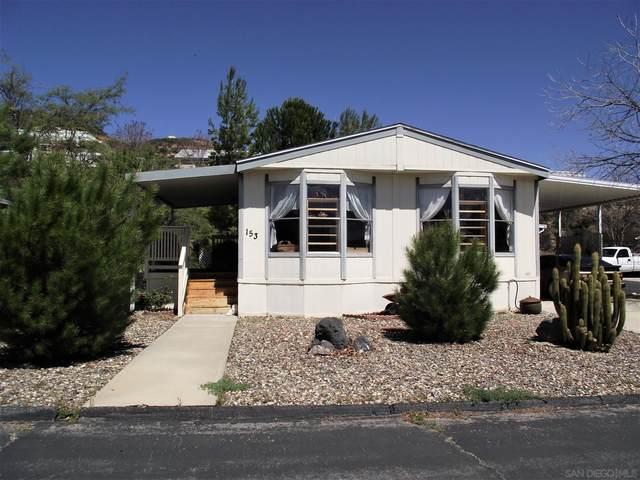 35109 Highway 79 Unit#152 / Spc , Warner Springs, CA 92086 (#210009456) :: Wannebo Real Estate Group