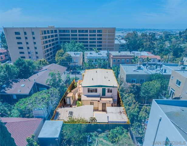 2541-45 Front St, San Diego, CA 92103 (#210009462) :: Wannebo Real Estate Group