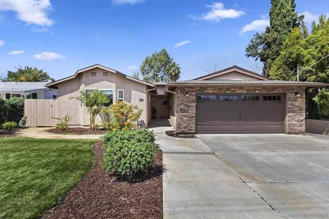 1346 Swallow Drive, El Cajon, CA 92020 (#210009474) :: PURE Real Estate Group